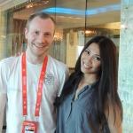 Rencontre avec Anggun