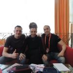 Rencontre avec Rona Nishliu
