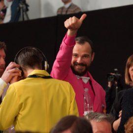 Valentina Monetta & Pollapönk au Top