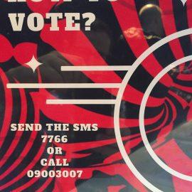 Comment Voter pour Alma depuis l'Ukraine !