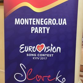Jeudi 4 mai : The Montenegro Party !