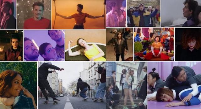 Sélection concours vidéo 2019