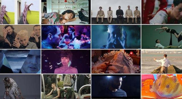 Sélection concours vidéo 2019 - décembre