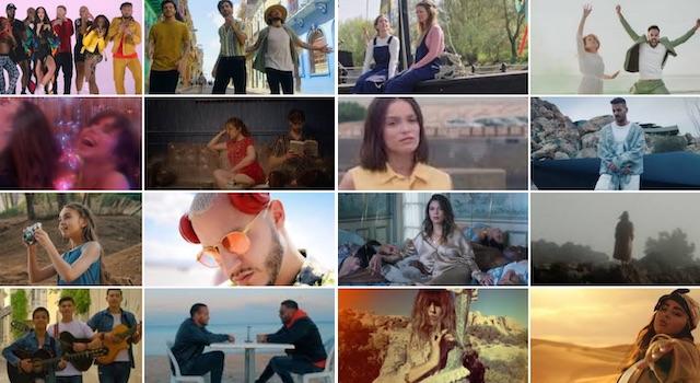 Sélection concours vidéo 2020 - Septembre