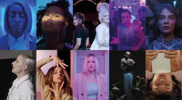 Sélection concours vidéo 2020 - octobre