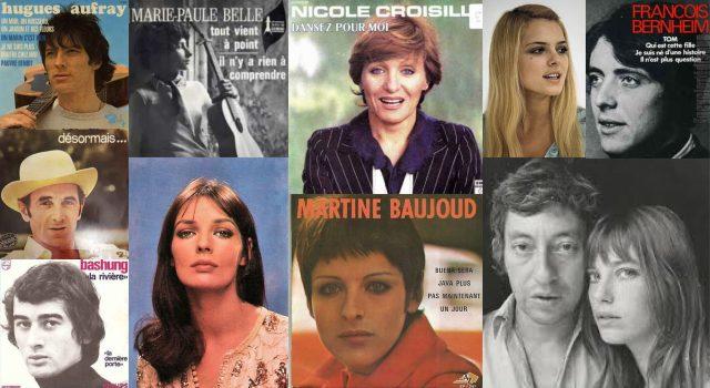 Sélection concours rétro 1969 - octobre
