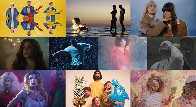 Sélection concours vidéo 2020 - Décembre