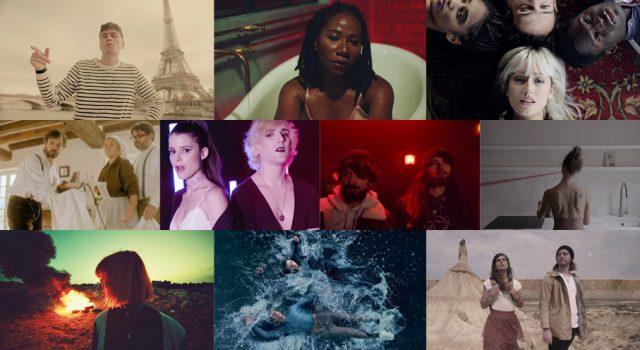 Sélection concours vidéo 2020 - février