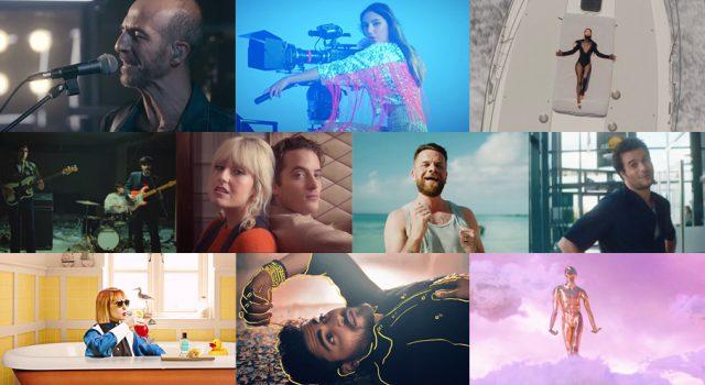 Concours OGAE vidéo sélection octobre