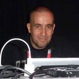 DJ Farouk is in the place