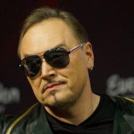 Johnny est à l'Eurovision